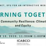 Building Community Resilience: Climate Change and Equity